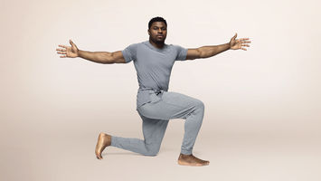 Nike is using pro athletes to champion yoga