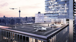 Thought-starter: Are air taxis the future of urban mobility?