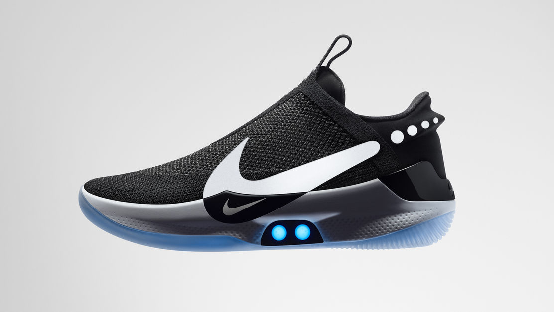best service 3c05c d3dba LSN   News   Nike s new connected shoe adapts to athletes  feet
