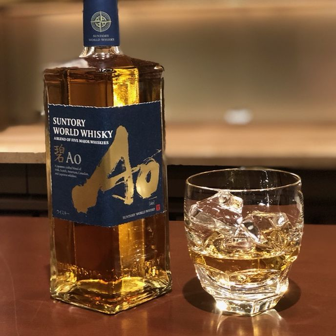Ao, Suntory World Whisky