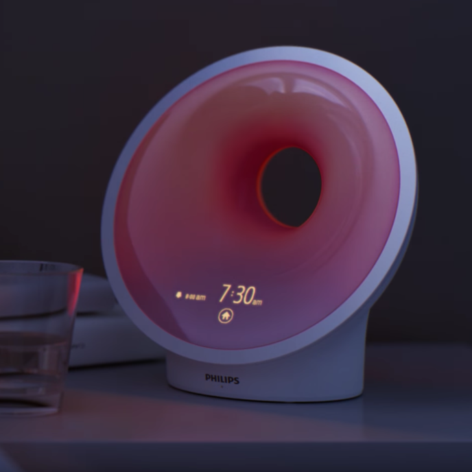 Somneo Sleep Wake Up Light by Philips