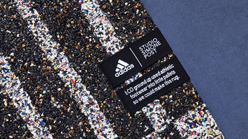 Adidas upcycles shoes into home furnishings