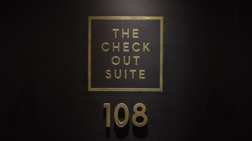 The Check Out Suite in Hotel Bellora, Gothenburg