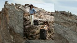 A luggage campaign that champions ancestral travel