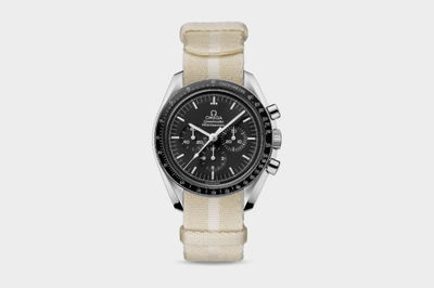 Omega Nato watch with Biosteel strap