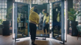 Samsung's new campaign imagines a tech utopia