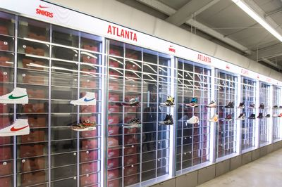 SNKRS Atlanta, Nike