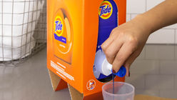 Tide introduces eco-packaging for e-commerce