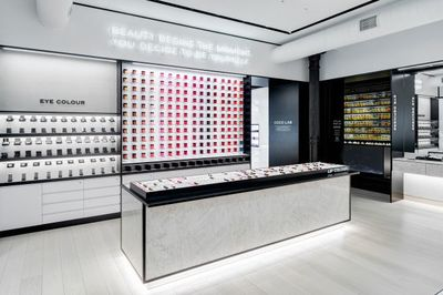 Chanel Atelier Beauté, New York