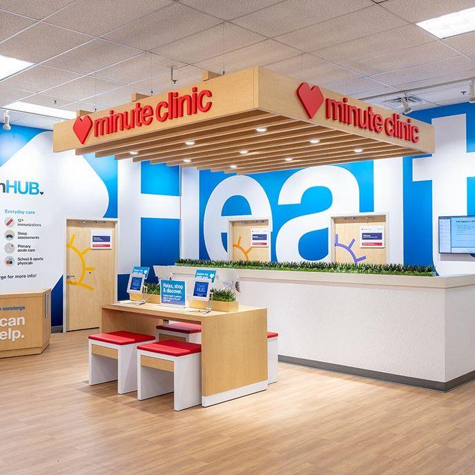 CVS HealthHub, US