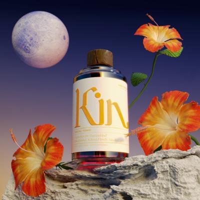 Kin Euphorics branding by Ada Sokol