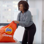 Tide introduces an on-demand laundry service