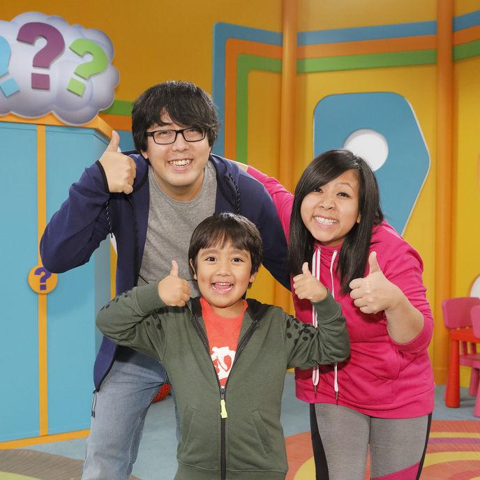 Ryan's Mystery Playdate on Nickelodeon