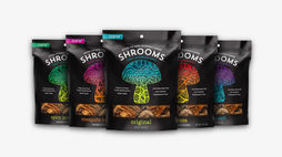 Shrooms is a new line of mushroom-based snacks