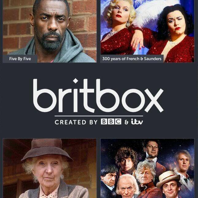Britbox, UK