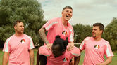 Carling's new campaign spotlights LGBTQ football