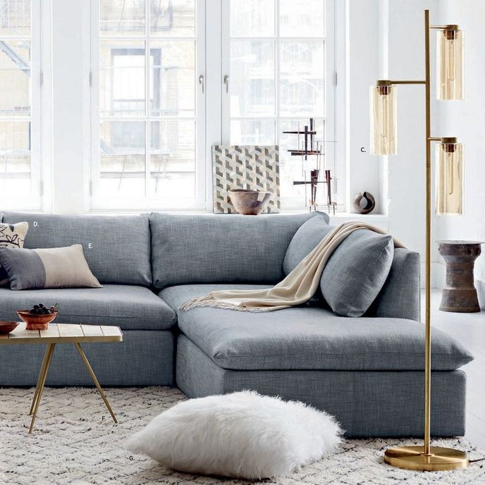 West Elm and Rent The Runway, US