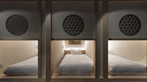 hotel zen tokyo is a high-end capsule hotel