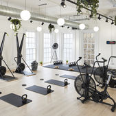 This fitness studio swaps sweat for mindfulness