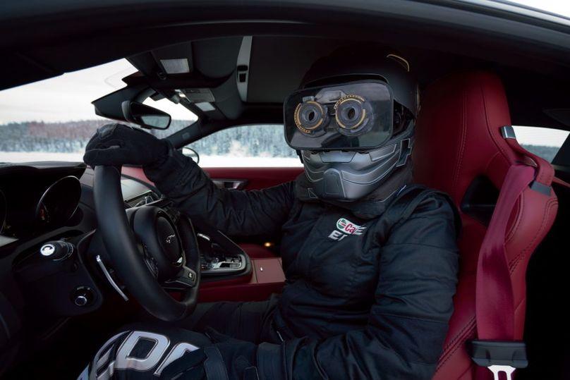 Castrol EDGE: Titanium Ice in-car experience by UNIT9