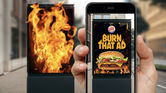 Burger King uses AR to troll its rivals