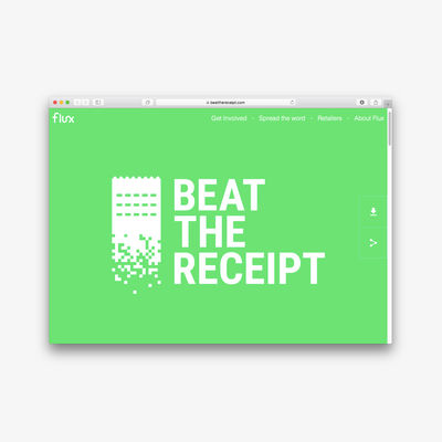 Beat The Receipt by Flux, UK