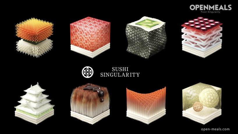 Sushi Singularity by Open Meals, Tokyo