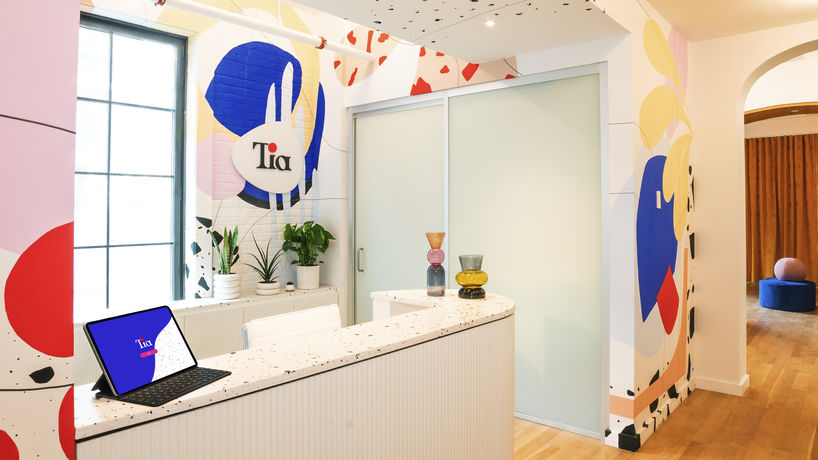 Tia Clinic, New York. Photography by Kezi Ban @BlondeArtists courtesy of Rockwell Group