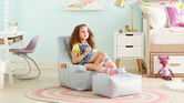 Target's sensorial furniture for children with autism