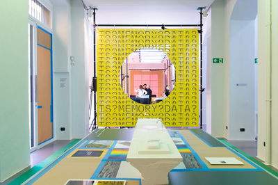 Is Memory Data by The Dornbracht Research Lab at Milan Salone Internazionale del Mobile 2019
