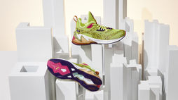 Puma designs an augmented reality shoe