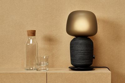 Symfonisk table lamp speakers, Ikea x Sonos
