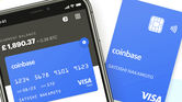 Coinbase launches a cryptocurrency debit card