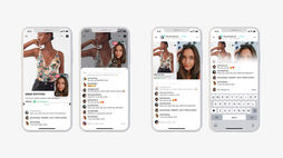 Dote's Shopping Party is a live-stream retail platform