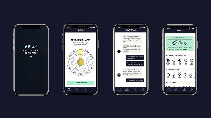 Sanctuary App