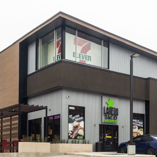 7 Eleven Lab Store, US
