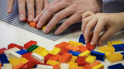 Lego creates Braille Bricks for more inclusive play