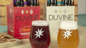 A beer-wine hybrid crafted for curious drinkers