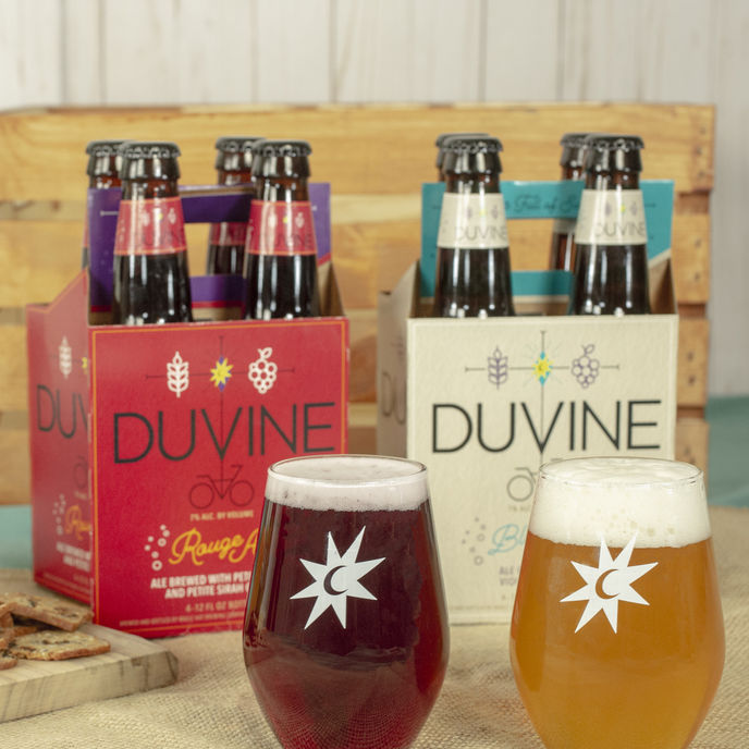 Duvine by Magic Hat