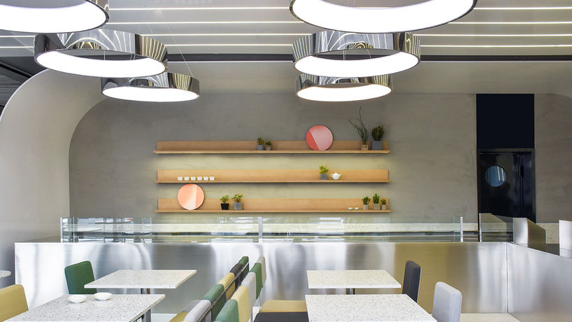 Green Option Food Court by Studio Ramoprimo, Beijing