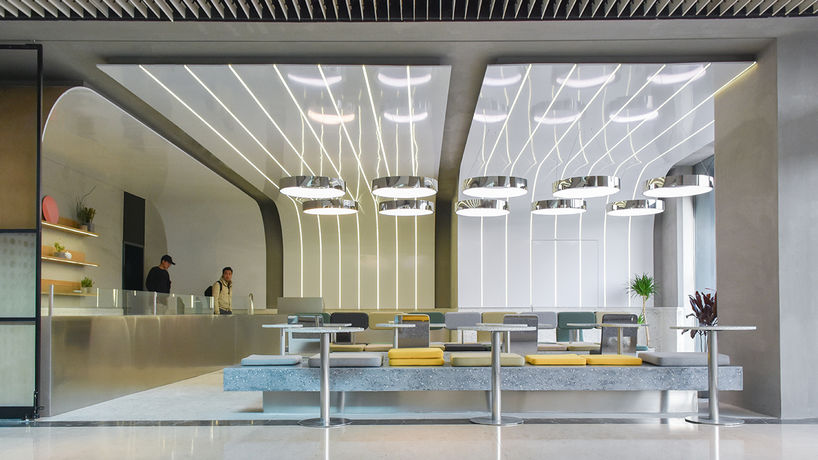 Green Option Food Court by Studio Ramoprimo, Beijing