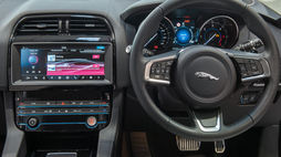 Jaguar Land Rover will let drivers earn cryptocurrency on the go