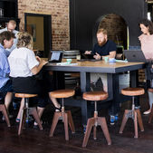 My Hustle is turning bars into co-working spaces