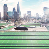 These biosolar panels will tackle air pollution