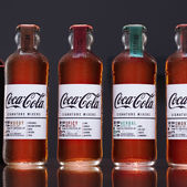 Coca-Cola launches mixers for dark spirits