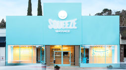Squeeze repackages the massage experience