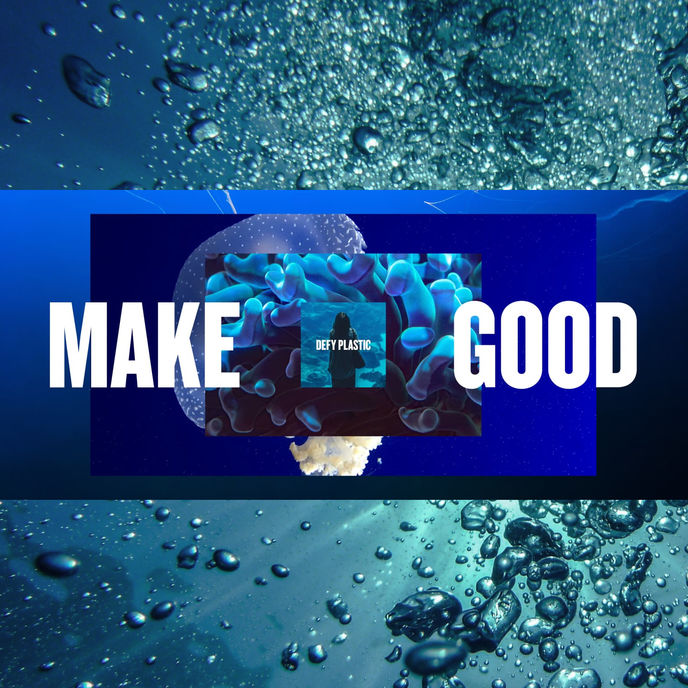 Make Good project by National Geographic