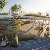 The Tide is a wellness-led public space for London