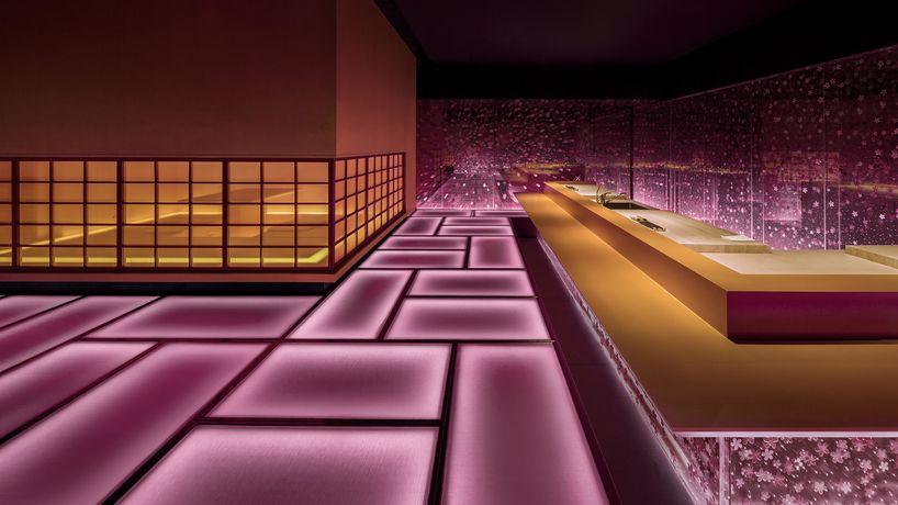 Omakase restaurant by Shanghai Hip-pop Design