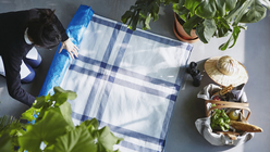 Ikea's Lagom Collection encourages upcycling